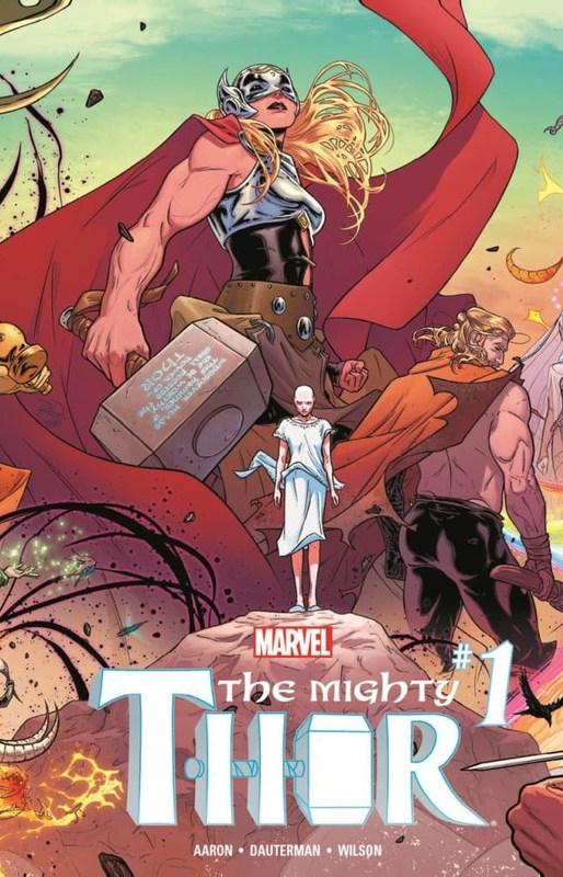 imagen mighty Thor vol 2