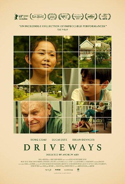 Driveways 2019 Movie Poster