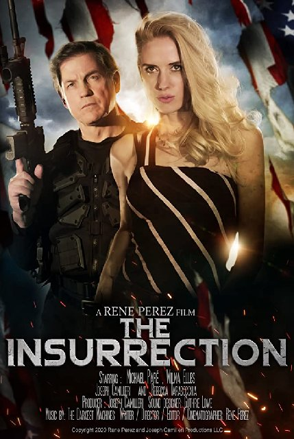 The Insurrection 2020 Movie Poster