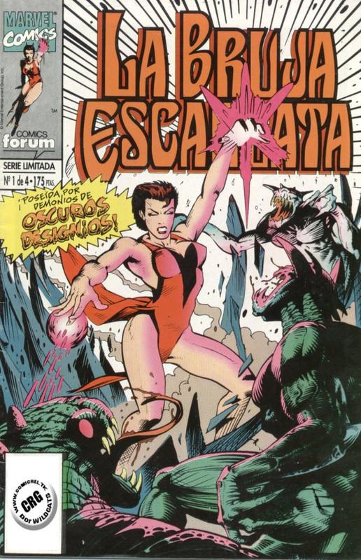 Scarlet Witch Volumen 1