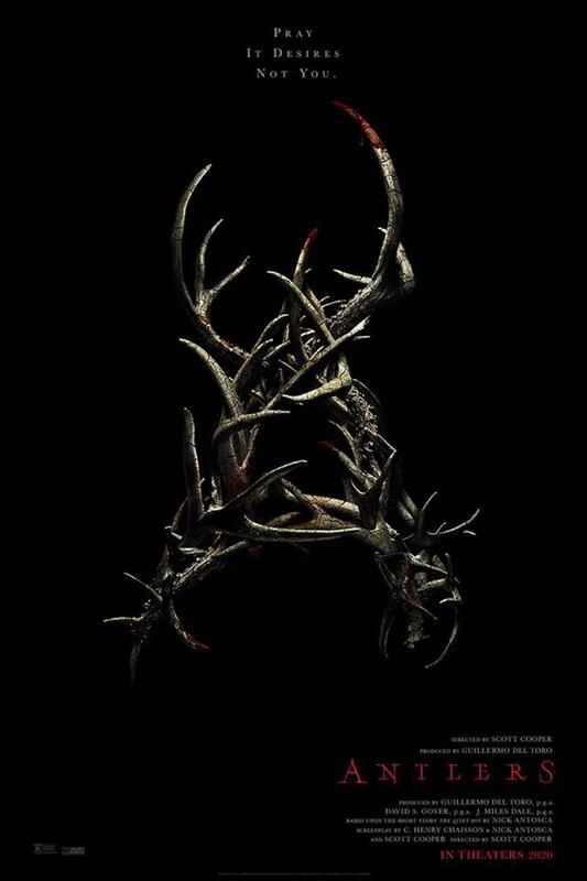 Trailer Antlers