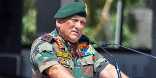 CDS General Bipin Rawat