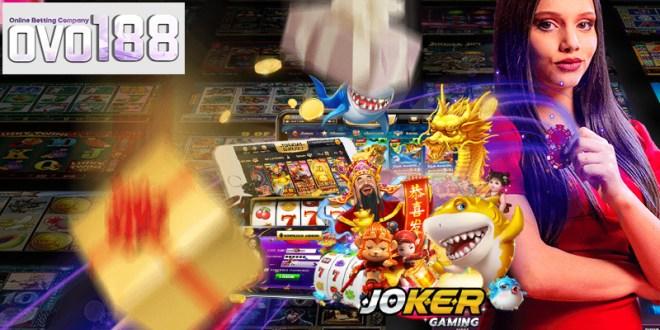 Slot joker online