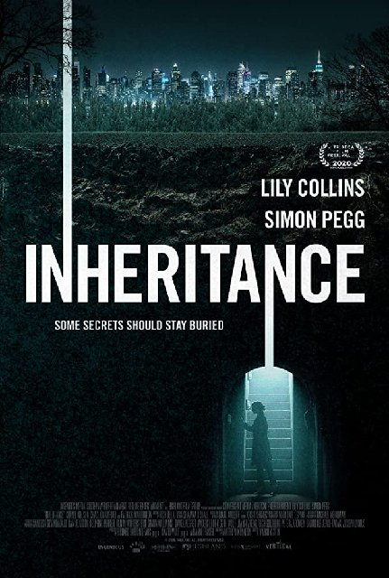 Inheritance 2020 Movie Poster