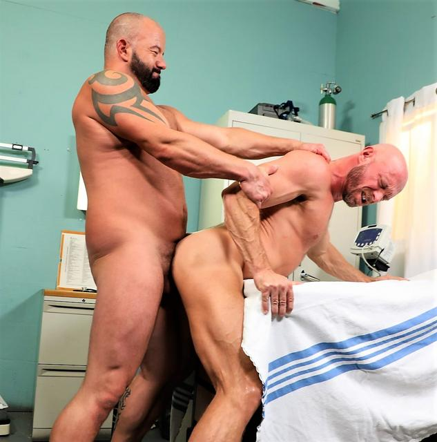 Exam Room Fuckers: Adam Ryker, Killian Knox