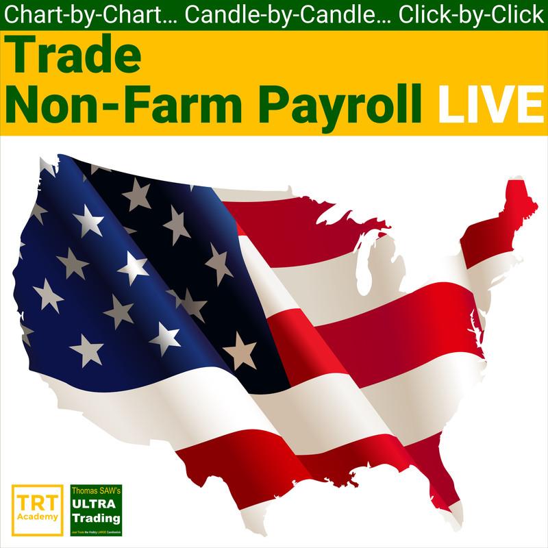 6 April 2018 – Trade Non-Farm Payroll & US Market LIVE