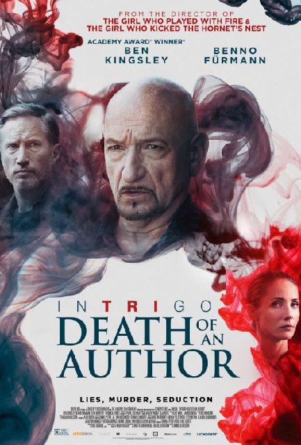 Intrigo Death Of An Author 2019 Movie Poster