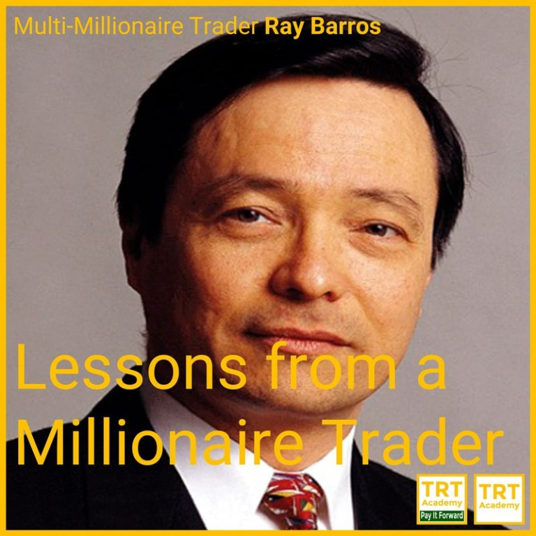 2 February 2015 – Multi-Millionaire Trader Ray Barros: Lessons from a Millionaire Trader