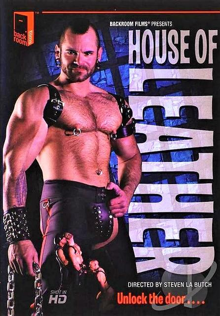 House Of Leather (Butch Bear)
