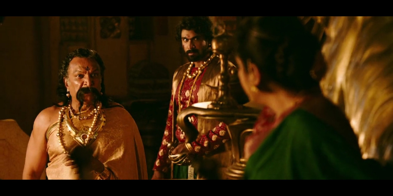Baahubali 2: The Conclusion Movie Screenshot