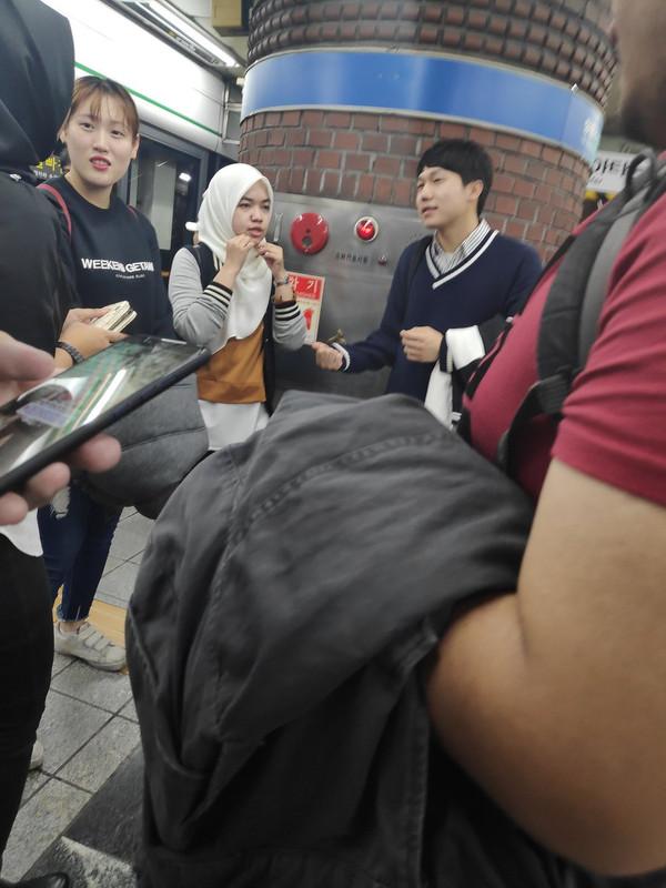 Didatangi pelajar Korea