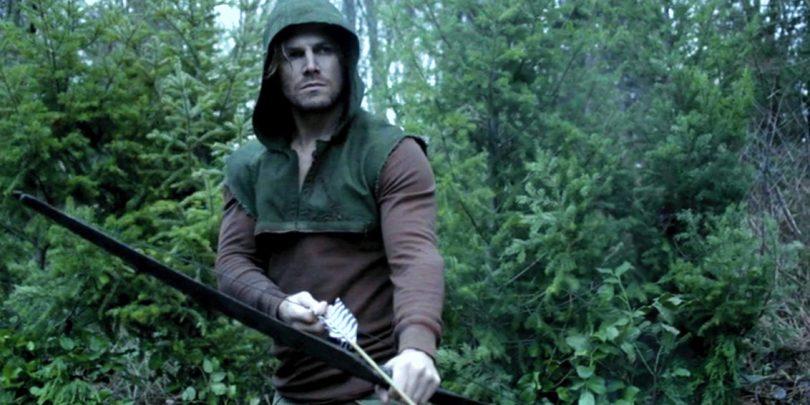 Green Arrow Flashback