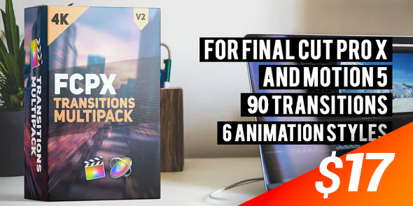 Modern Titles Pack for FCPX - 1