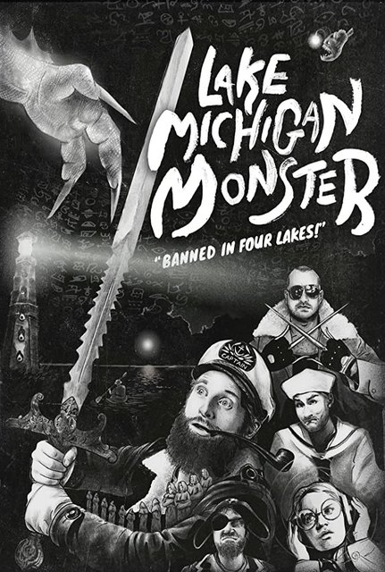 Lake Michigan Monster 2020 Movie Poster