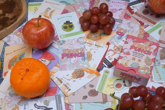 Fruit Punch Cards