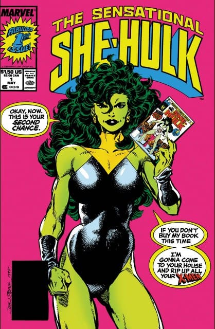 portada sensational she hulk vol 1