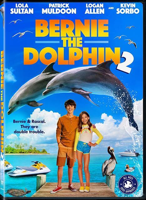 Bernie The Dolphin 2 2019 Movie Poster