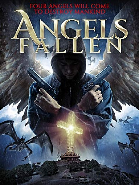 Angels Fallen 2020 Movie Poster