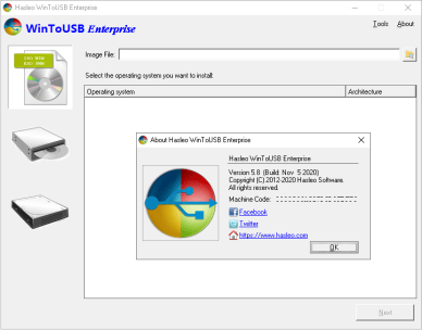 WinToUSB v5.8 All Editions