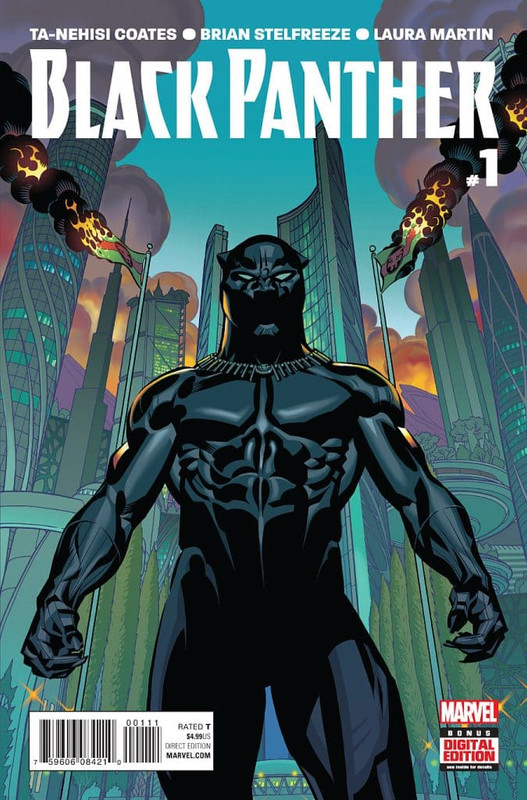 Black Panther Volumen 6 [18/18 + Anual] Español