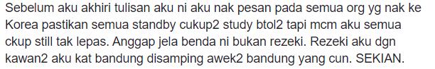 study betul2 sebelum pergi