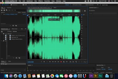 Adobe Audition 2020 v13.0.12 Multilingual macOS