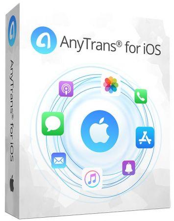 AnyTrans for iOS v8.8.0.20201216 Cracked x32/x64 Windows + Mac