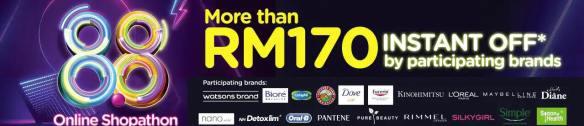 watsons malaysia promotion