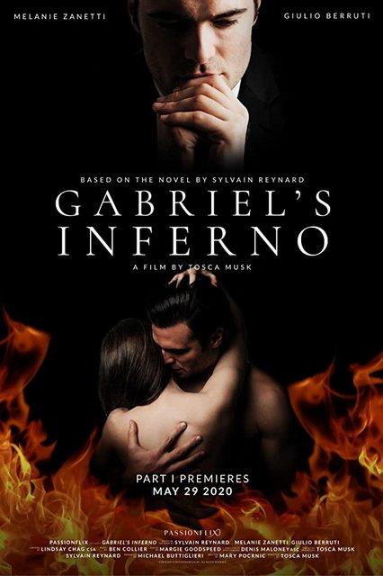 Gabriels Inferno Part II 2020 Movie Poster