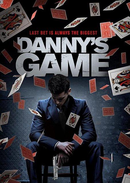Dannys Game 2020 Movie Poster
