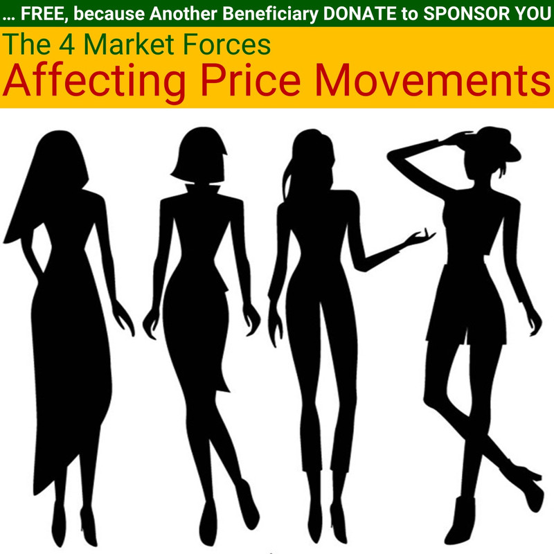 Yes! Send Me the Video – The 4 Market Forces Affecting Price Movements