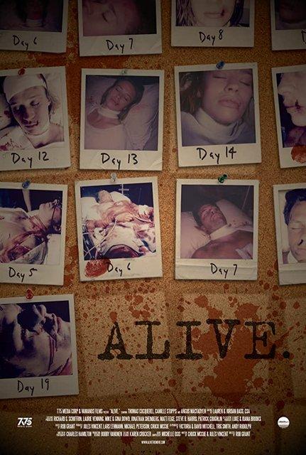 Alive 2019 Movie Poster
