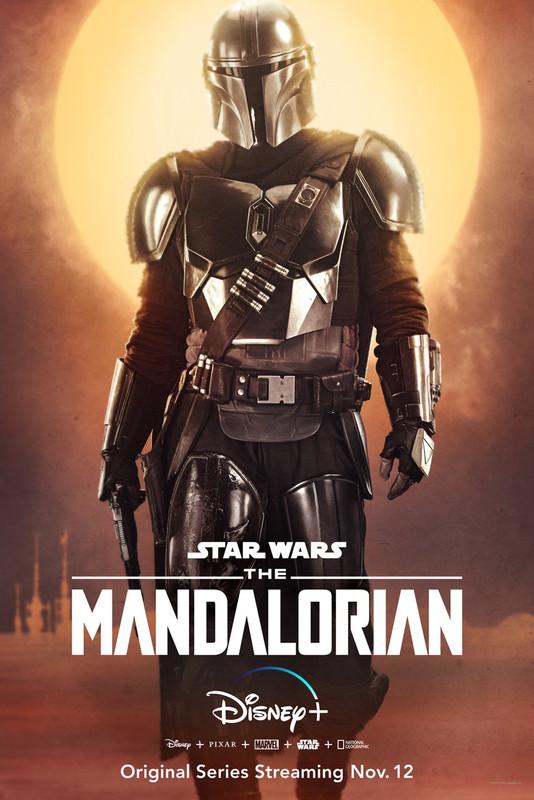 Trailer Baru The Mandalorian