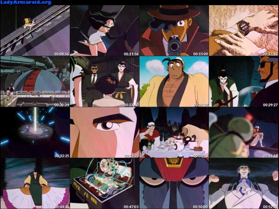 Giant Robo The Animation - OVA 7/7[BDRip. Sub. Esp.][MEGA] 5