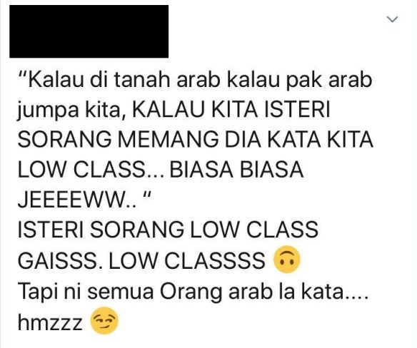 dai farhan kahwin satu low class