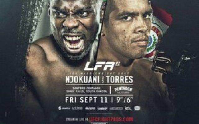 MMA LFA 91 Free Online