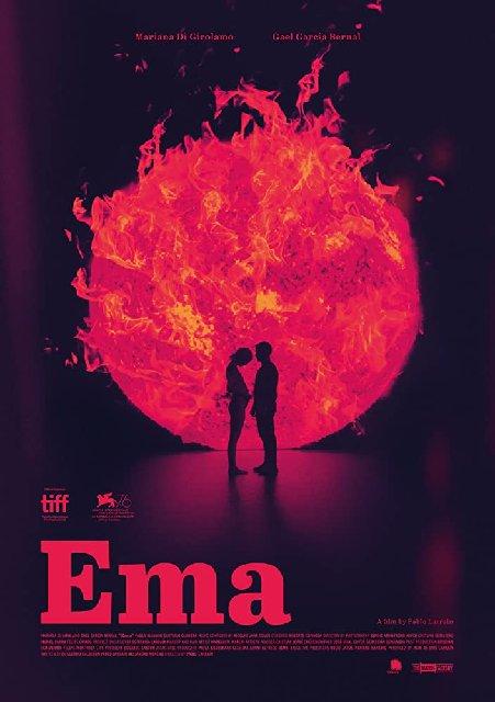 Ema 2020 Movie Poster