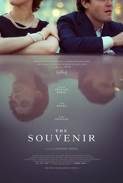 The Souvenir 2019 Movie Poster