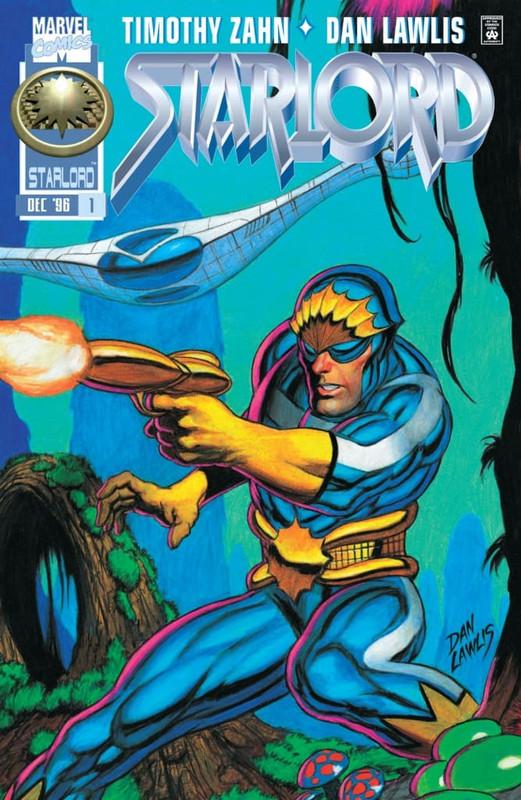 starlord vol 1