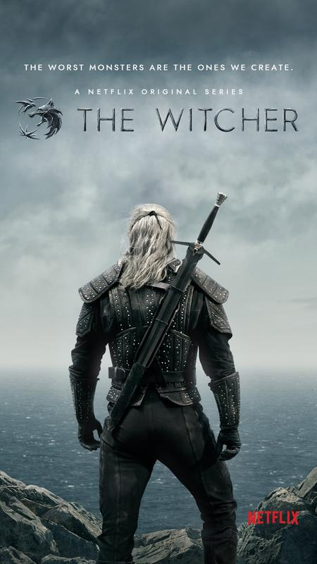 Poster Terbaru The Witcher