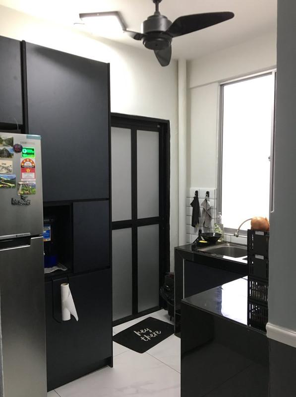 ruang dapur moden