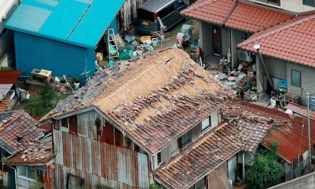 gempa bumi di Jepun