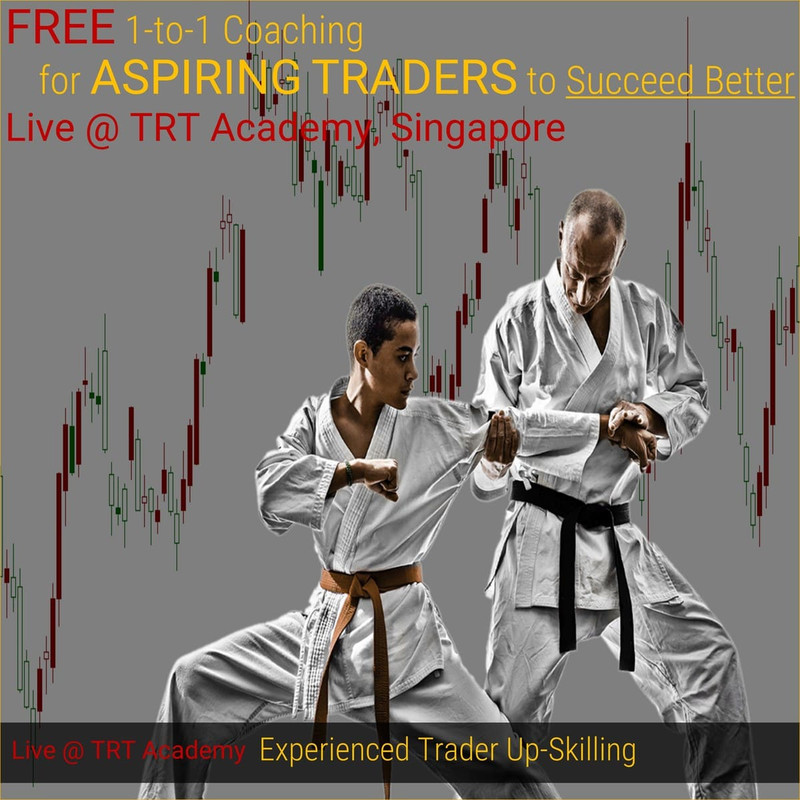 [FREE 1-to-1 Coaching]  2015 Jul – Experienced Trader Up-Skilling