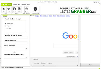 Lead Grabber PRO [Email Extractor]
