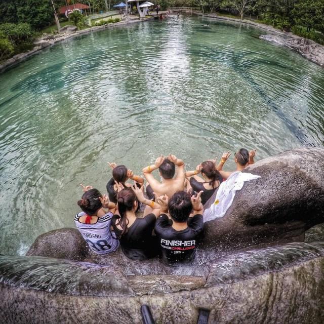 air panas Kuala Woh