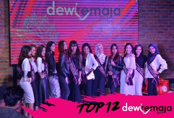 top 12 dewi remaja 2019