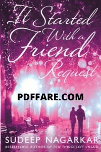 It Started with a Friend Request by Sudeep Nagarkar