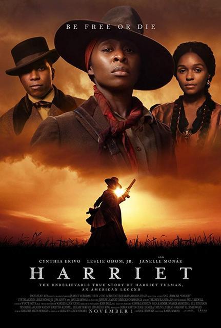 Harriet 2019 Movie Poster