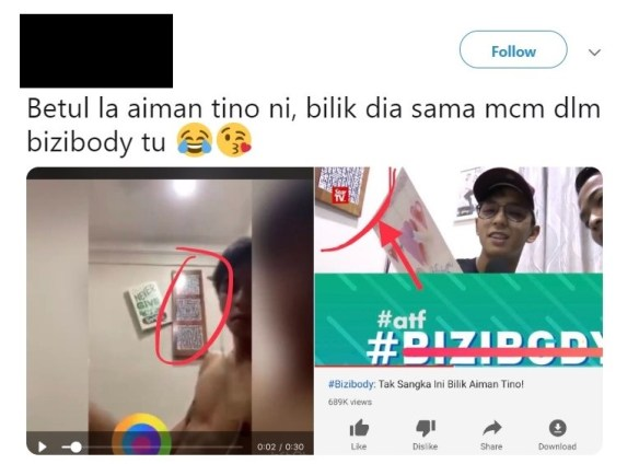 Image result for aiman tino