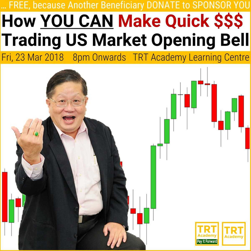 How YOU CAN Make $$$ Trading US Market Opening Bell
